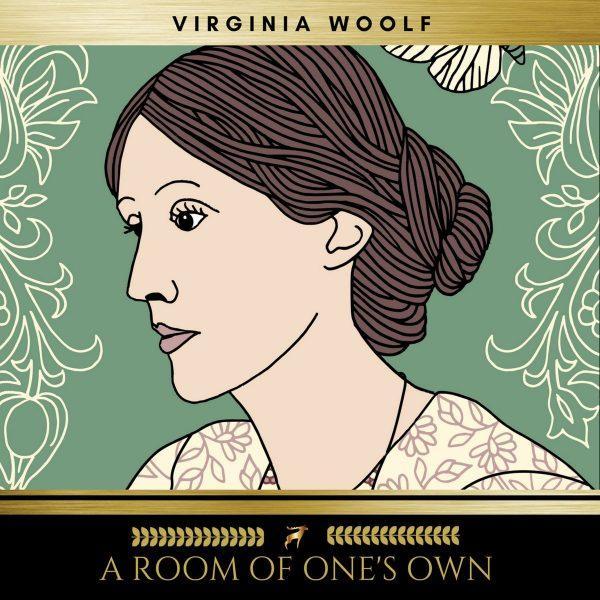 Virginia Woolf - A Room of Ones Own BookZyfa