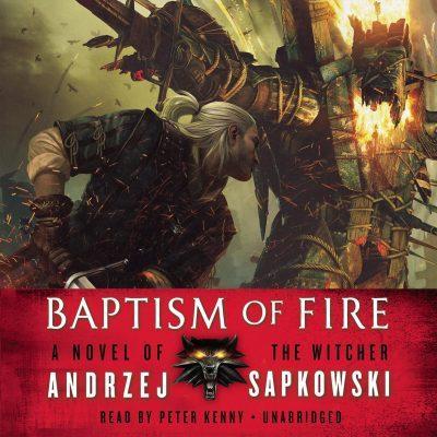 کتاب صوتی انگلیسی جلد سوم جادوگر: غسل آتش