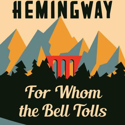 Ernest Hemingway - For Whom The Bell Tolls BookZyfa