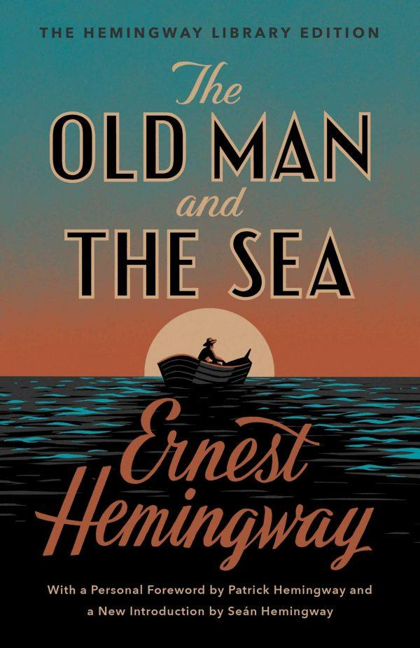 Ernest Hemingway - The Old Man And The Sea BookZyfa