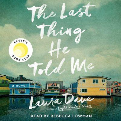 Laura Dave - The Last Thing He Told Me BookZyfa