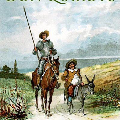 Miguel de Cervantes - Don Quixote BookZyfa