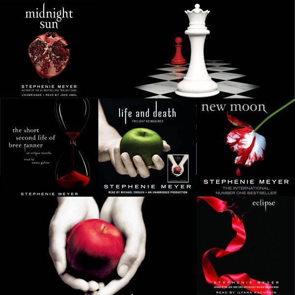 Twilight Saga BookZyfa