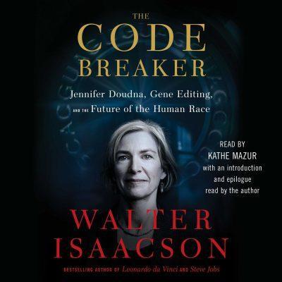 Walter Isaacson - The Code Breaker BookZyfa