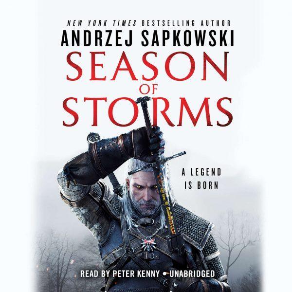 Andrzej Sapkowski 0.6 - Season of Storms BookZyfa