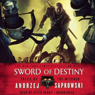 Andrzej Sapkowski 0.7 - Sword of Destiny BookZyfa
