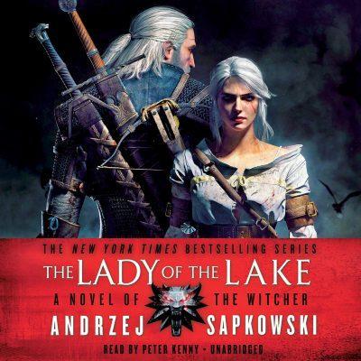 Andrzej Sapkowski 5 - Lady of the Lake BookZyfa