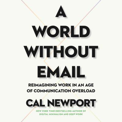 Cal Newport - A World Without Email BookZyfa