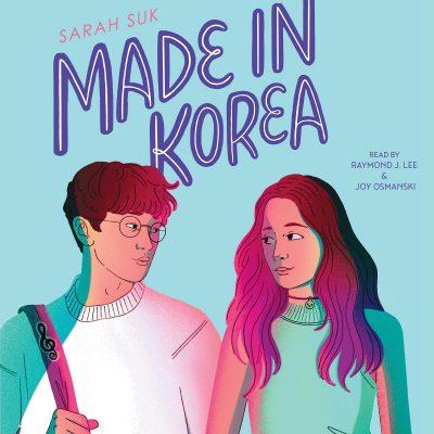 Sarah Suk - Made in Korea BookZyfa