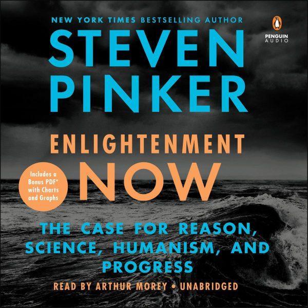 Steven Pinker - Enlightenment Now BookZyfa