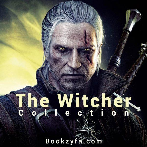 The Witcher Collection BookZyfa
