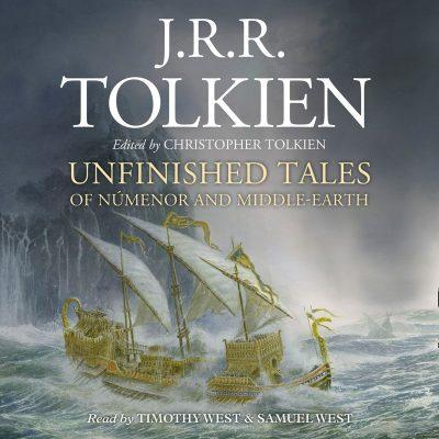 J.R.R. Tolkien - Unfinished Tales BookZyfa
