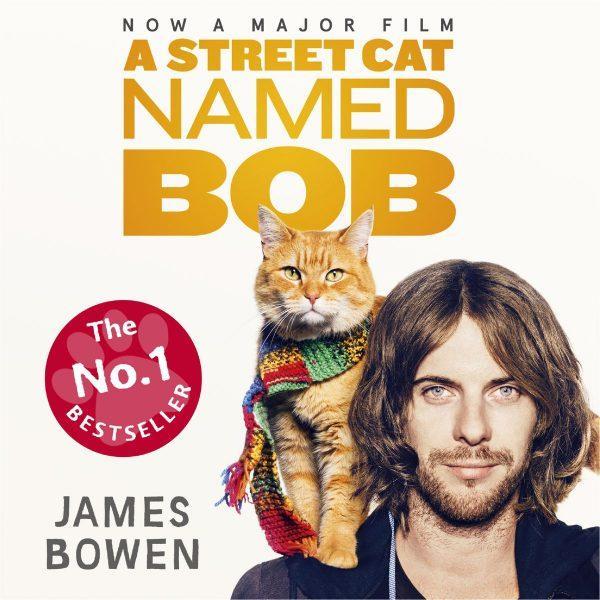 James Bowen - A Street Cat Named Bob BookZyfa