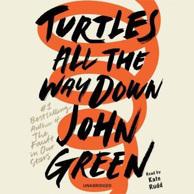 John Green - Turtles All the Way Down BookZyfa