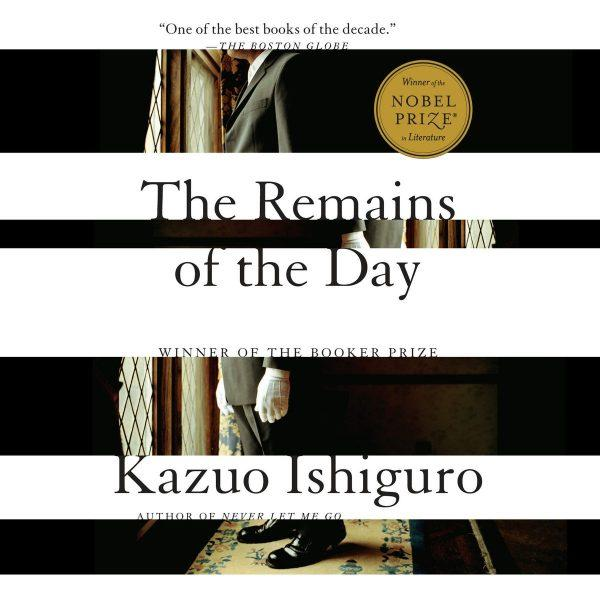 Kazuo Ishiguro - The Remains of the Day BookZyfa