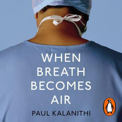 کتاب صوتی انگلیسی وقتی نفس هوا میشود