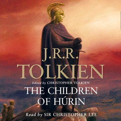 کتاب صوتی انگلیسی فرزندان هورین، همراه نسخهی مصور