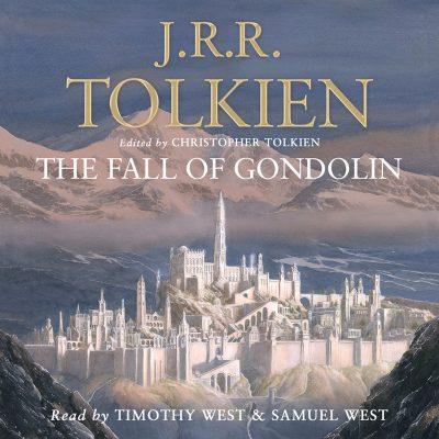 کتاب صوتی انگلیسی سقوط گاندولین، همراه نسخهی مصور
