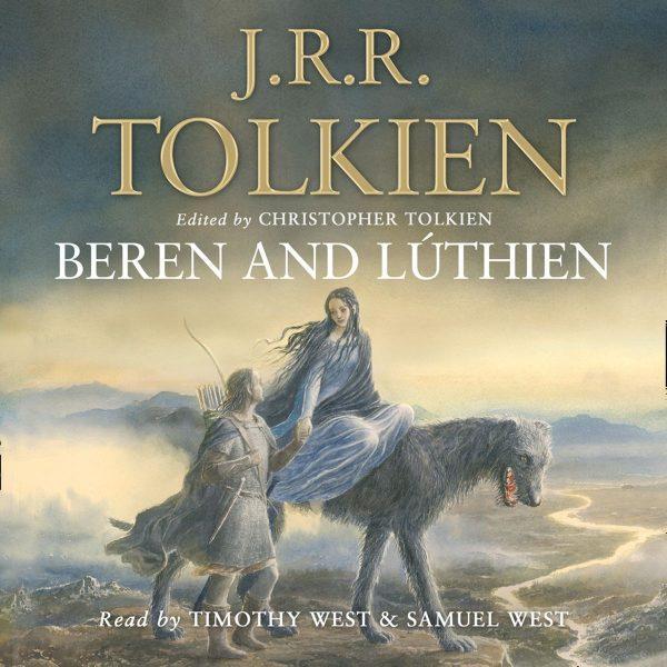 J.R.R. Tolkien - Beren and Lúthien BookZyfa