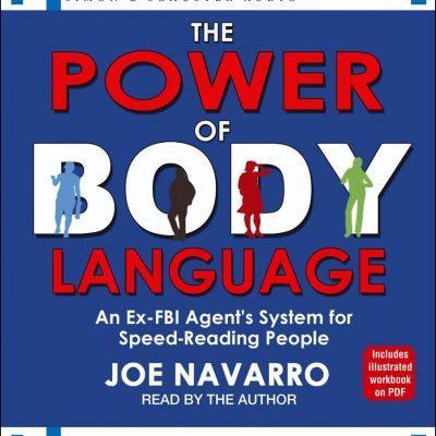Joe Navarro - The Power of Body Language BookZyfa