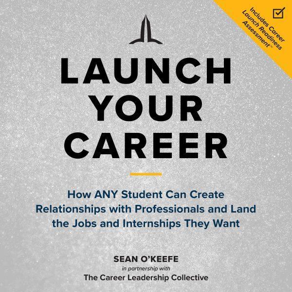 Sean O'Keefe - Launch Your Career BookZyfa