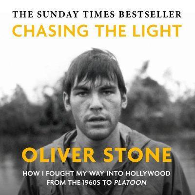 کتاب صوتی انگلیسی به دنبال روشنایی: زندگی الیور استون