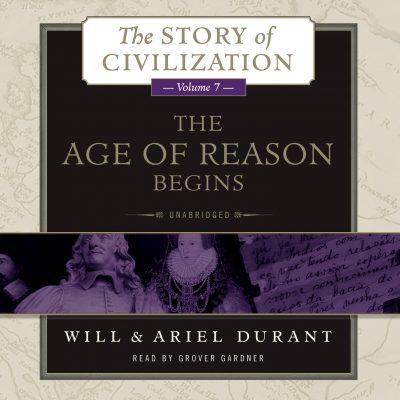 کتاب صوتی انگلیسی جلد هفتم تاریخ تمدن، آغاز عصر خرد